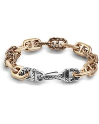 John Hardy Classic Chain Link Bracelet - Lyst