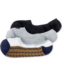 Sperry Top-Sider - Sailboat Canoe Liner Socks 3-pack - Lyst