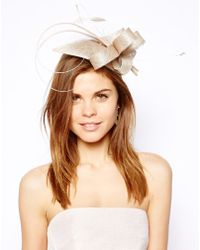 Coast - Victoria Cream Fascinator - Lyst