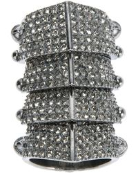 Vivienne Westwood Finger Wrap Ring - Lyst
