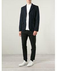 Comme Des Garçons Workwear Blazer - Lyst