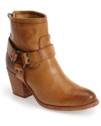 Frye 'Tabitha Harness' Short Boot - Lyst