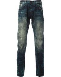 PRPS Blue Demon-jungle Jeans - Lyst