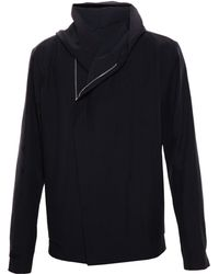 Stephan Schneider Linen-Blend Hooded Jacket - Lyst