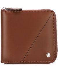 Carven - Zip Around Wallet - Lyst
