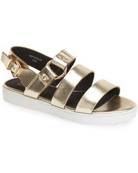 Topshop 'Humidity' Sandal - Lyst