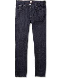 J.Crew | Vintage Straight-Leg Selvedge Jeans | Lyst