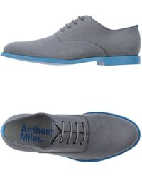 Anthony Miles - Lace-up Shoes - Lyst