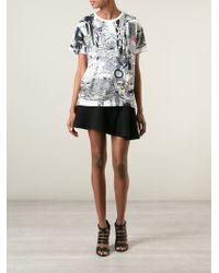 Mary Katrantzou 'Forest Dew' T-Shirt - Lyst