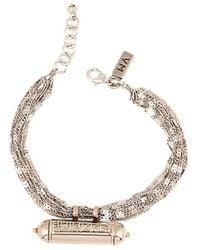 Vanessa Mooney Trinket Of Secrets Bracelet - Lyst