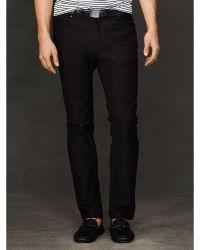Ralph Lauren Purple Label Corduroy 5-Pocket Pant - Lyst