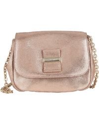 See By Chloé Metallic Small Shoulder Bag - Lyst