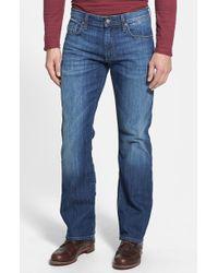 Mavi Jeans 'Josh' Bootcut Jeans - Lyst
