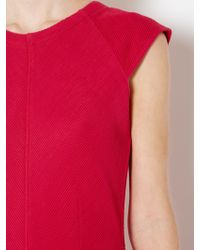 Therapy Textured Tulip Bodycon Dress - Lyst