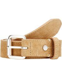 Rag & Bone Distressed Belt - Lyst