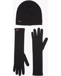 DSquared² Winter Set black - Lyst