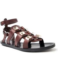 Proenza Schouler Strappy Sandals - Lyst