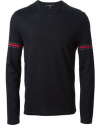 Gucci Long Sleeve T-shirt - Lyst