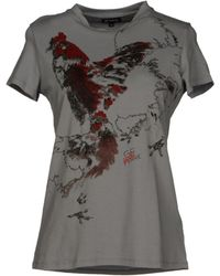 Gianfranco Ferré T-shirt - Lyst