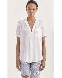Equipment Short Sleeve Keira Shirt - Lyst