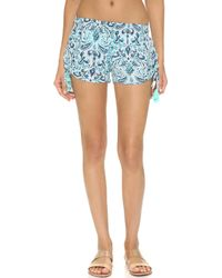 Tiare Hawaii - Galaxy Shorts - Lyst