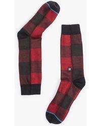 Stance Socks   Buffalo Sock   Lyst