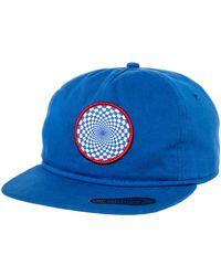 Vans The Checker Illusion Snapback Hat - Lyst