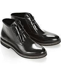 Alexander Wang - Emmett Leather Chukka Boots - Lyst