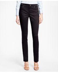 Brooks Brothers   Slim-fit Cotton Pants   Lyst