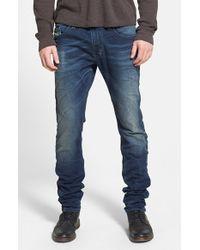 Diesel Men'S 'Thavar Jogg' Skinny Fit Jeans - Lyst