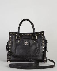 Karen Millen Black Tote Leather - Lyst
