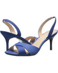 Calvin Klein Lucette blue - Lyst