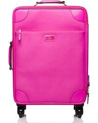 Kate Spade - Bon Voyage Leather International Carry On - Lyst