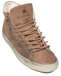 Leather Crown Polacchino M116-s - Lyst
