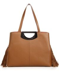 Christian Louboutin Passage Leather Shopping Tote - Lyst
