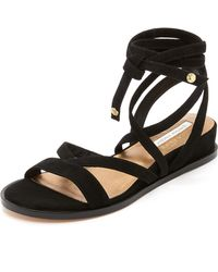 Cynthia Vincent - Patience Sandals - Lyst