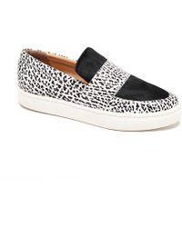 Loeffler Randall Irini Slip-On Sneaker - Lyst