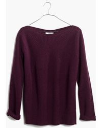 Madewell Assembly Pullover - Lyst