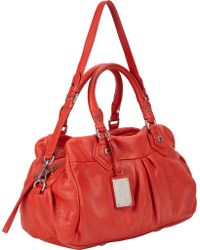 Marc By Marc Jacobs Classic Q Groovee Satchel - Lyst