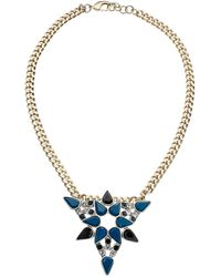 Whistles Lulu Frost Mae Necklace - Lyst