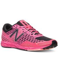 New Balance Womens Heidi Klum Running Sneakers From Finish Line - Lyst