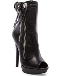 Steve Madden Black Rodeo Boot - Lyst