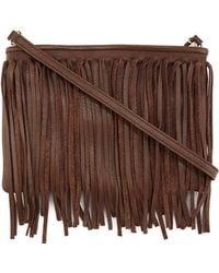 Posse | Jade Leather Crossbody Bag | Lyst