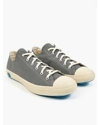 Shoes Like Pottery Men'S Grey Lo-Top Sneakers - Lyst