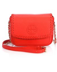 Tory Burch Marion Mini Crossbody Bag - Lyst