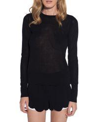 A.L.C. Knox Sweater black - Lyst