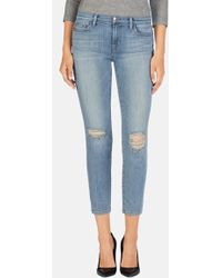 J Brand Skinny Ankle Jeans - Lyst