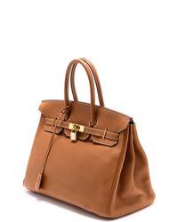 Hermès HermãˆS Birkin 35 Bag - Lyst