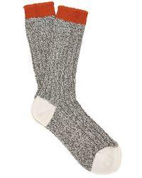 Universal Works - Men's Soft Socks - Lyst
