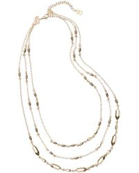 Ralph Lauren | Triple-row Necklace | Lyst